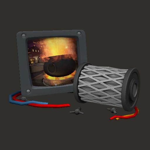 Strange Filter: Cauldron (Community)