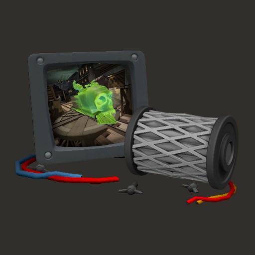 Strange Filter: Megalo (Community)