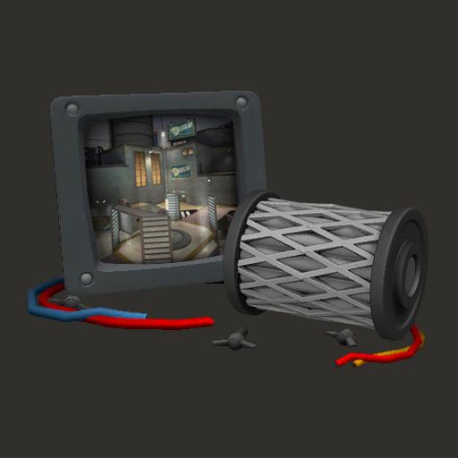 Strange Filter: Metalworks (Community)