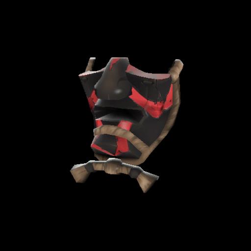 Samurai Pizza Hat | Team Fortress 2 Skin Mods  |Tf2 Samurai Hat