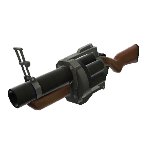Strange Normal Killstreak Grenade Launcher