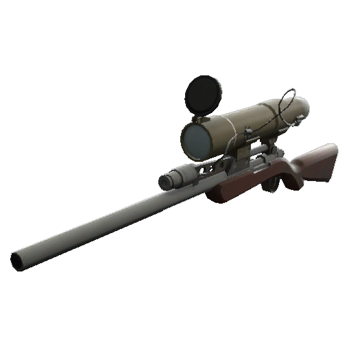 Strange Specialized Killstreak Sniper Rifle