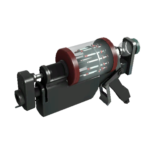 Strange Professional Killstreak Syringe Gun