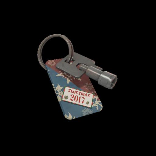 Winter 2017 War Paint Key