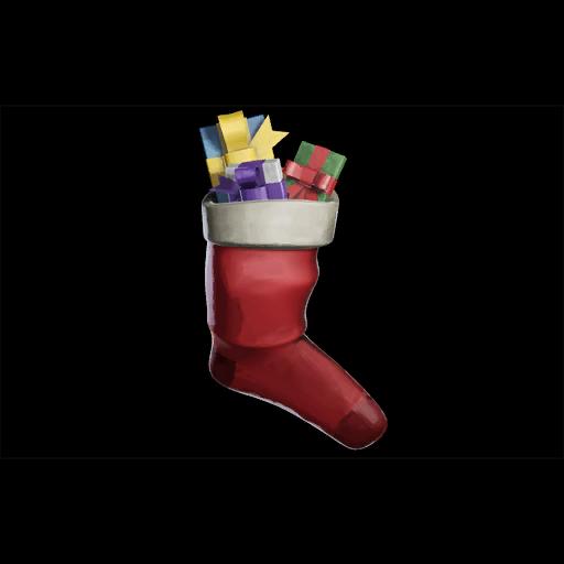 Gift-Stuffed Stocking 2020