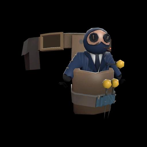 Strange Itsy Bitsy Spyer