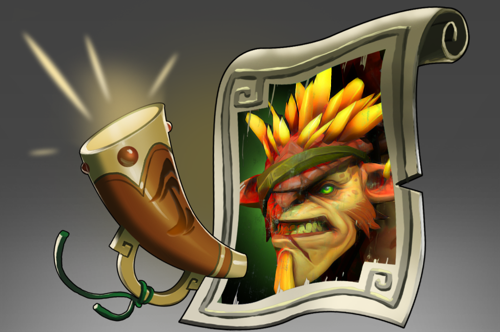 Icon for Announcer: Bristleback
