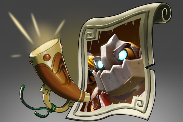 Icon for Announcer: Clockwerk