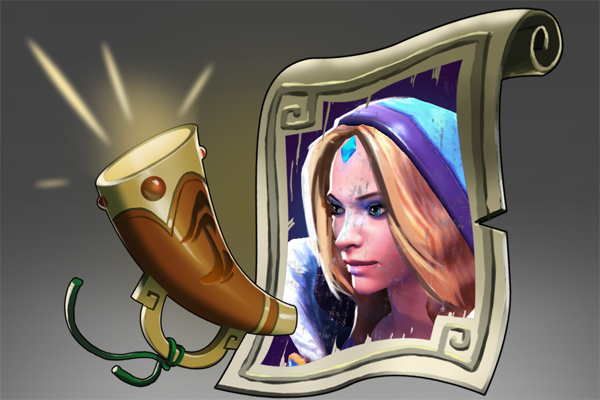 Icon for Announcer: Crystal Maiden