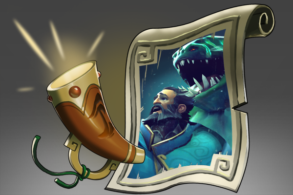 Icon for Announcer: Kunkka & Tidehunter