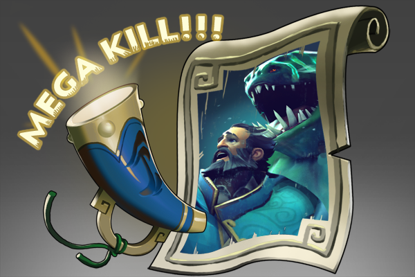 Icon for Mega-Kills: Kunkka & Tidehunter
