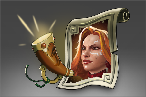 Icon for Announcer: Lina