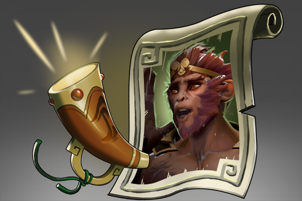 Icon for Announcer: Monkey King