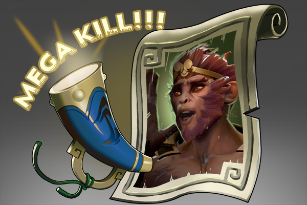 Icon for Mega-Kills: Monkey King