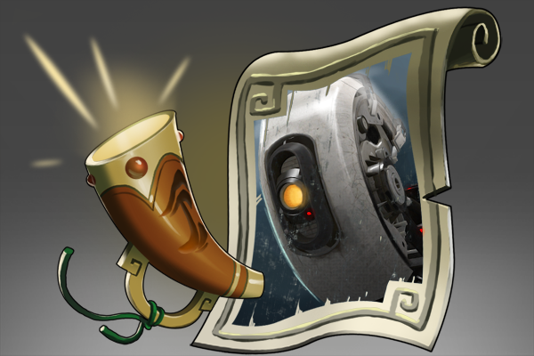 Icon for Announcer: GLaDOS