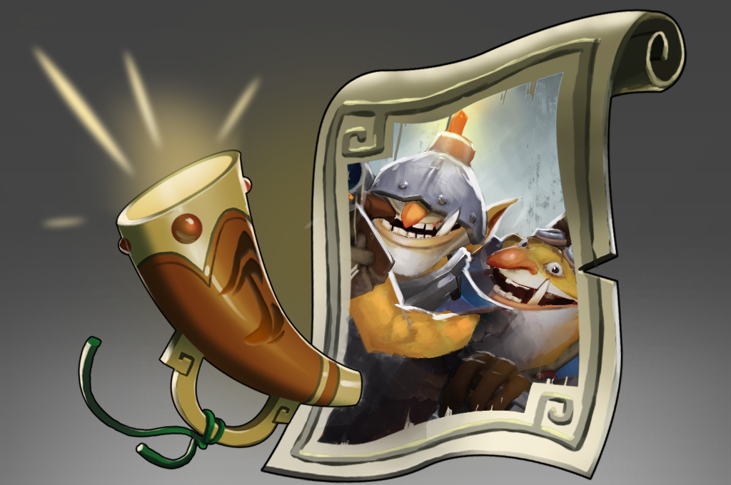 Icon for Announcer: Techies