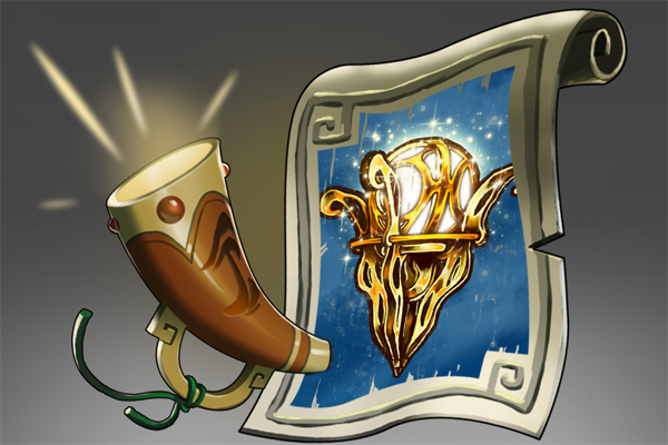 Icon for Announcer: Trine