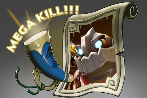 Icon for Mega-Kills: Clockwerk