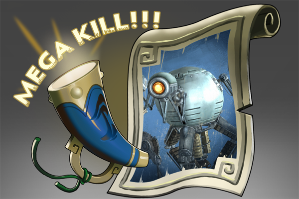 Icon for Mega-Kills: Fallout 4