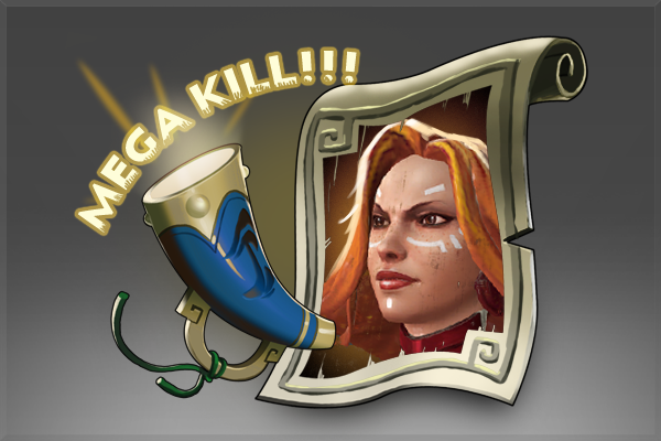 Icon for Mega-Kills: Lina