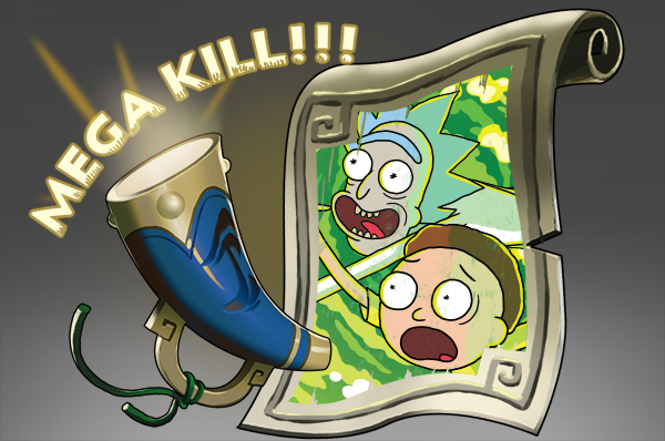 Icon for Mega-Kills: Rick and Morty