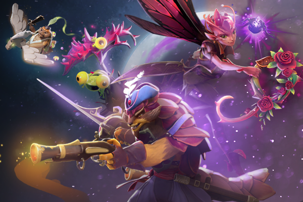 Immortal Dota 2 Items Wallpapers The Play Dota 2: Emblems Of The Dueling Fates Bundle