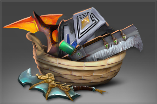 Icon for Blacksmith's Blessings