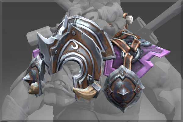 Icon for Toxic Siege Armored Saddle