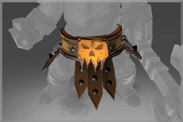 Icon for Supreme Belt of the Warboss