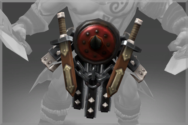 Icon for Chieftain Belt of the Chaos Wastes