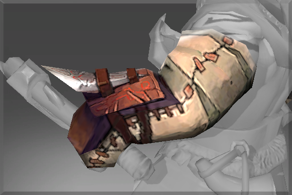 Icon for Tribal Stone Vambrace