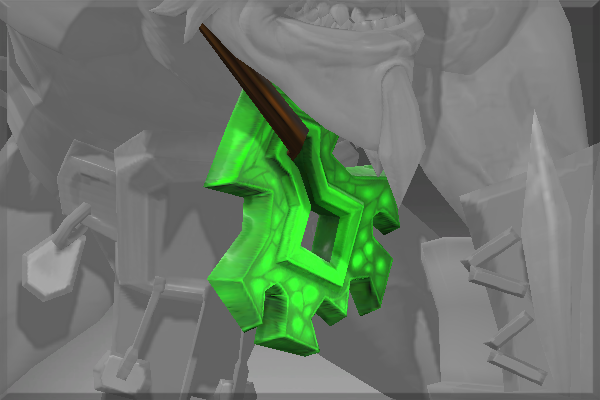 Icon for Emerald Frenzy Amulet