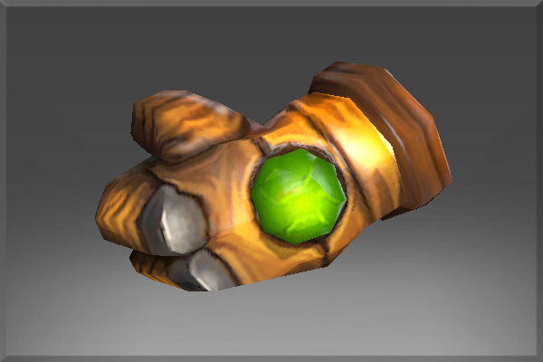 Icon for Emerald Frenzy Glove