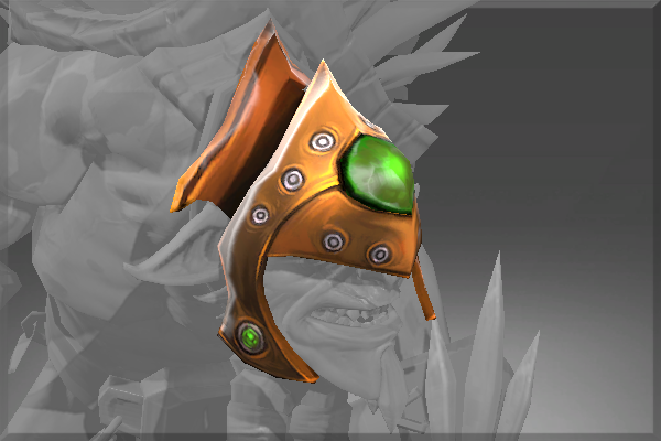 Icon for Emerald Frenzy Helmet