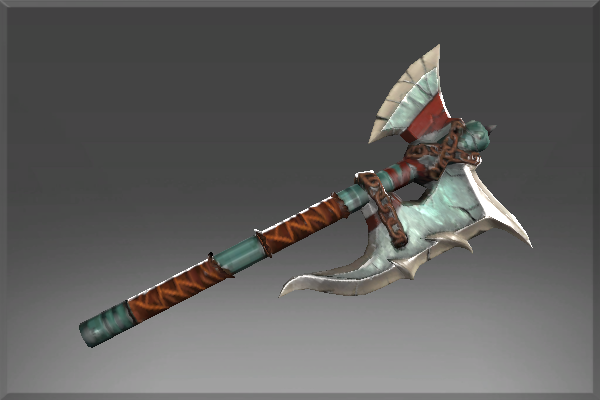 Icon for Bloodrage Axe