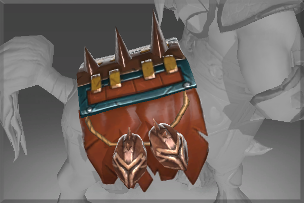 Icon for Warlord of Hell Barding