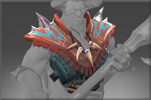 Icon for Armor of the Warstomp Clan
