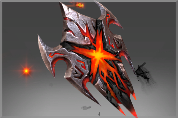 Icon for Shield of the Burning Nightmare