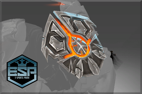 Icon for Shield of Burning Turmoil