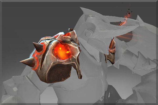 Icon for Hellish Maw Spaulders