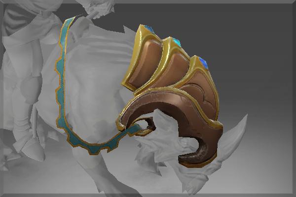 Icon for Expired Thrice-Gemmed Barding of Sanurok