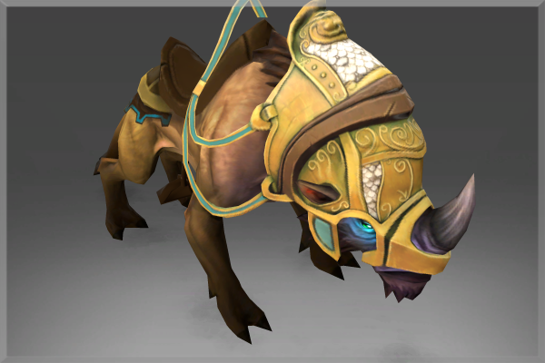 Icon for Desert Gale Mount