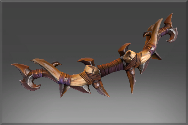 Icon for Compendium Scorched Fletcher Bow