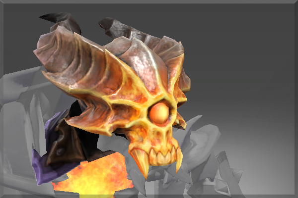Icon for Compendium Scorched Fletcher Helm