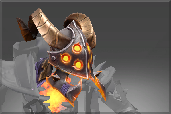 Icon for Scorched Fletcher Helm