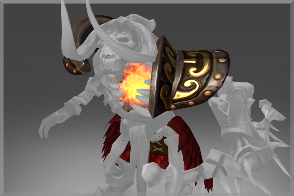 Icon for Shoulders of the Burning Decree