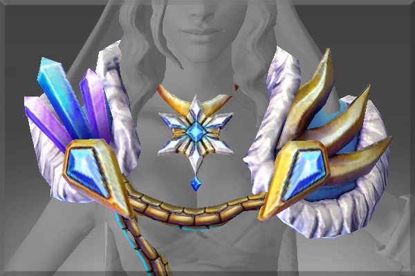 Icon for Mantle of the Crystalline Queen