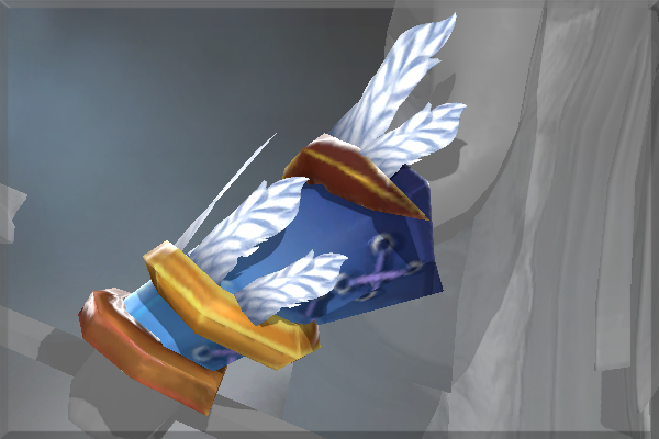Icon for Bracers of the Frozen Feather