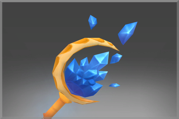 Icon for Frostiron Sorceress Staff