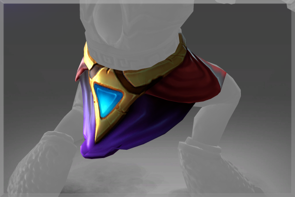 Icon for Belt of the Vizier Exile